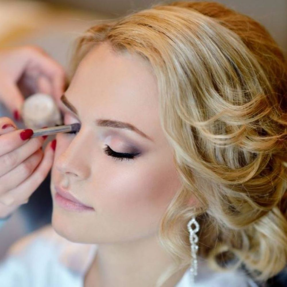 Bridal Hair &  Make-Up Large Gallery Image