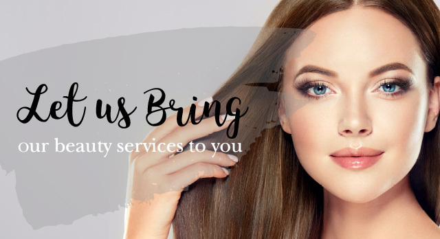 Bring Me Beauty Banner