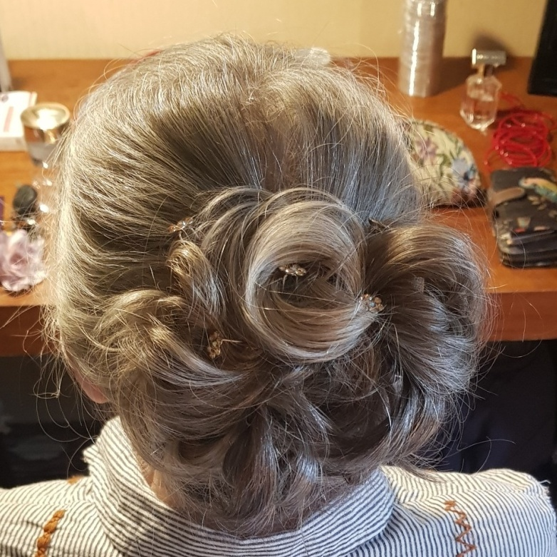 Hairstyle (extra)